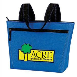Two-Tone 12-Pack Cooler Tote