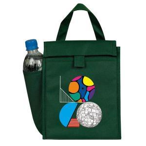 Lunch Bag w/Bottle Pocket