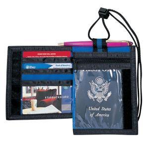 Travel Neck Wallet