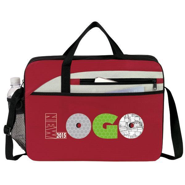 Rocket Brief Bag - Red