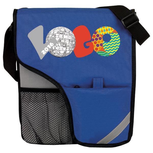 Budget Messenger Bag - Royal