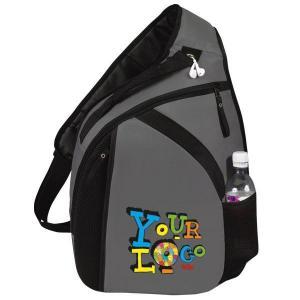 Laptop Mono Strap Backpack