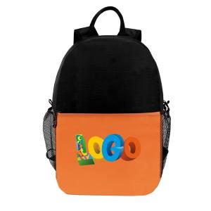 Two-Tone Pack-n-Go Lightweight Backpack