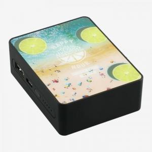 The Looking Glass 5000 mAh Wireless Power Bank