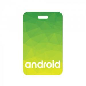 "2"" X 3 1/2"" Plastic Identification Badge"