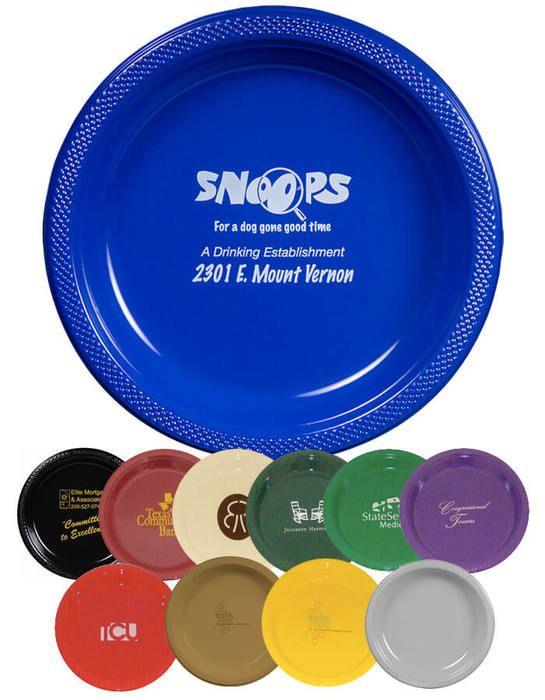 sc 1 st  Promotion Choice & 7 inch Plastic Plates