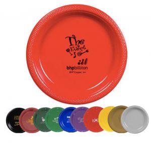 """9"""" Plastic Plates"""