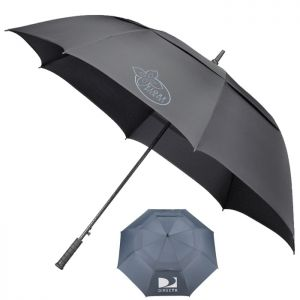 "64"" Slazenger Caddy Auto Vented Umbrellas"