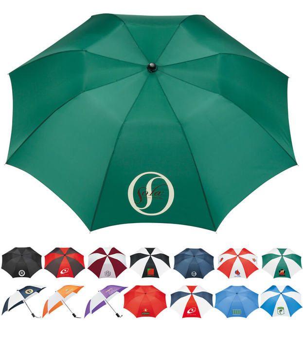 "42"" Auto Folding Slim Umbrellas"