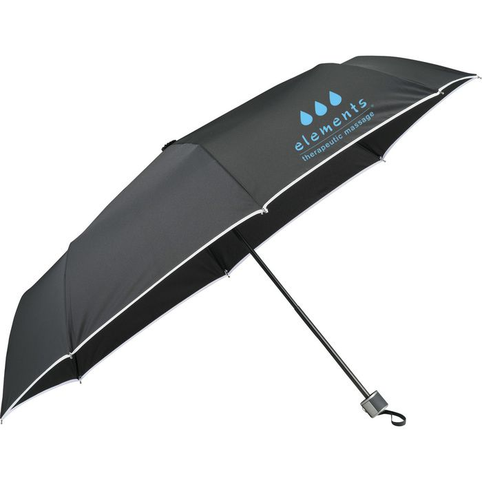 "42"" Balmain Runway Folding Umbrellas"