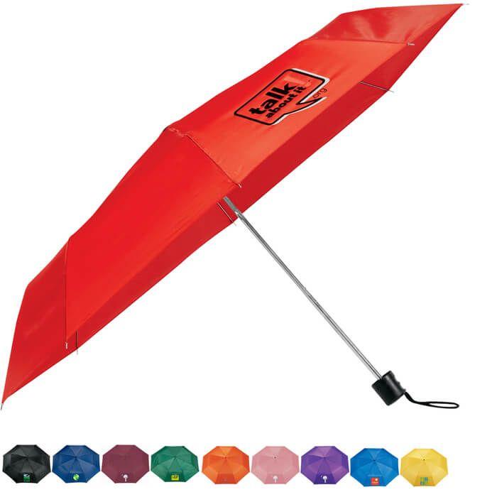 """41"""" Classic Folding Umbrellas"""