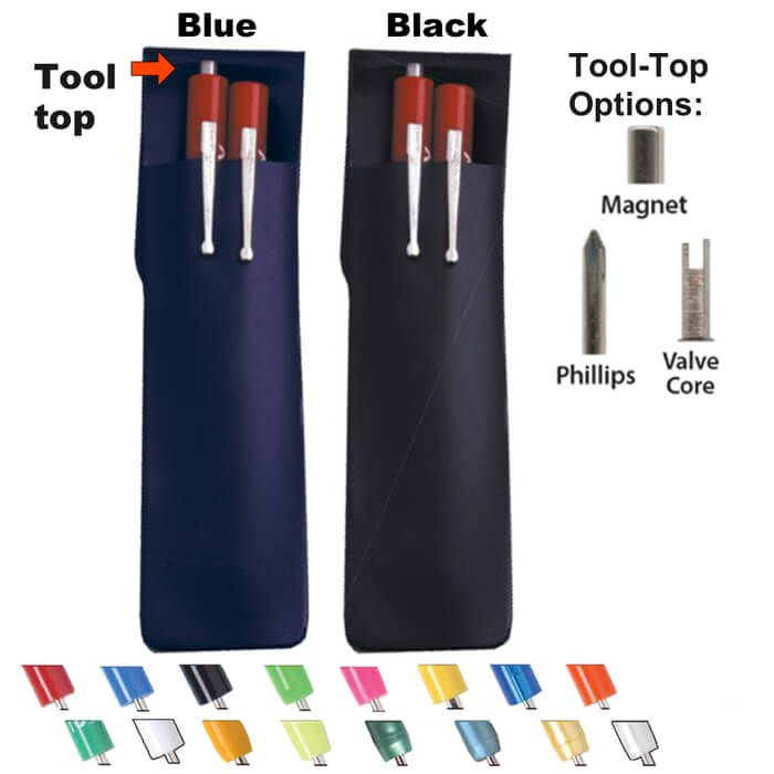 Twin Pack Pocket Screwdrivers