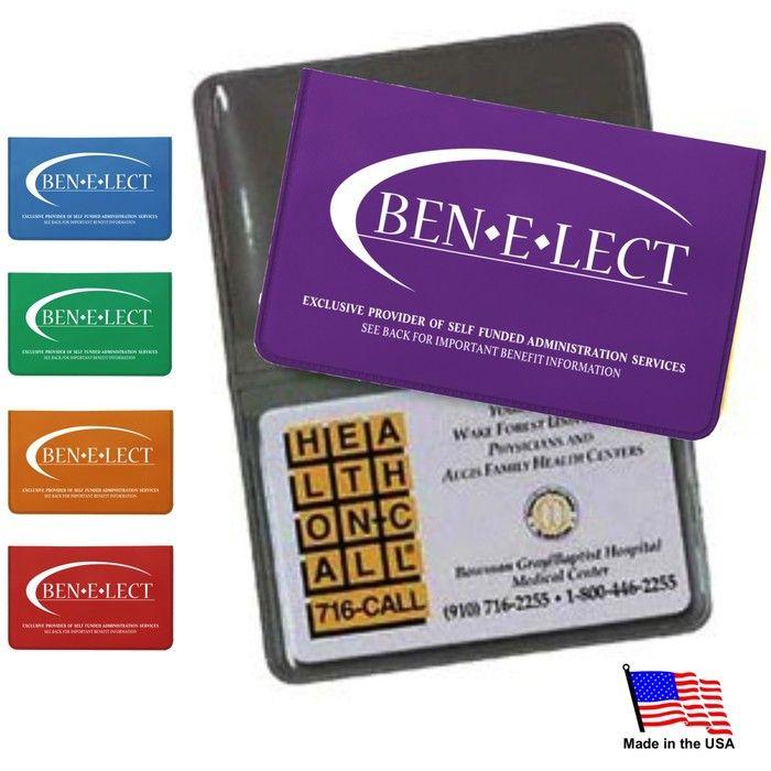 Translucent Standard Card Holder