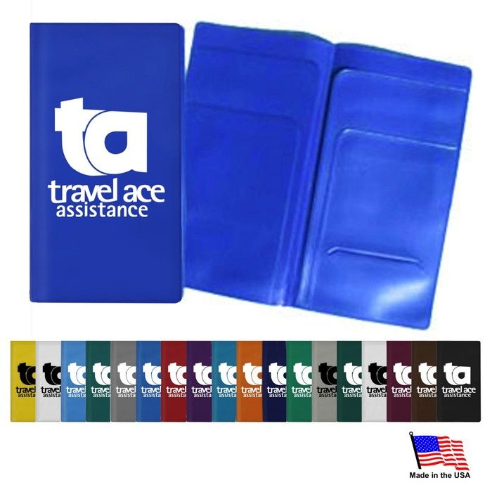 Deluxe Passport Case and Holder