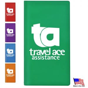 Deluxe Translucent Passport Holder