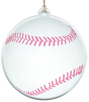Suncatcher Sports Ornaments