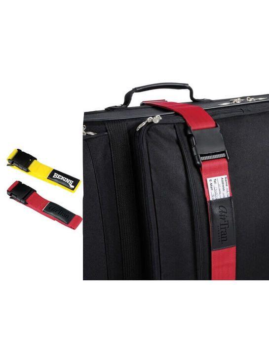 Luggage Bag Identifier Strap