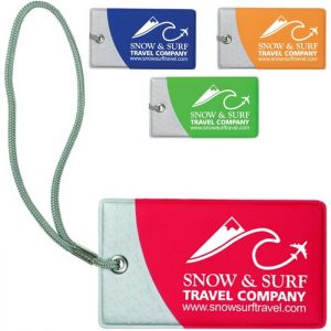 Rio Slip In ID Luggage Tags