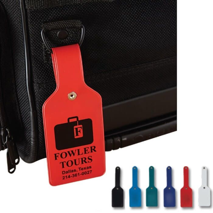 Sentry Luggage Tags