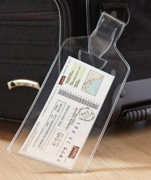 Cruiser Luggage Tags