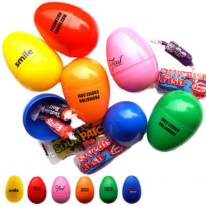 Deluxe Candy Filled Easter Eggs