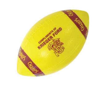 Personalized Mini Footballs Plastic