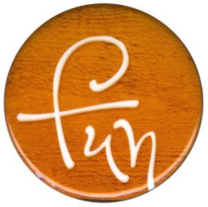 """Custom Printed Round Buttons - 3"""""""