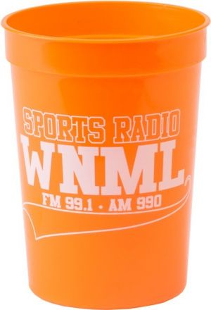 Promotional Stadium Cups - 12oz