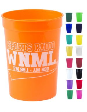 12oz Stadium Cups