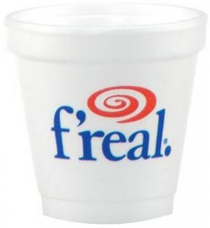 4oz Foam Cups