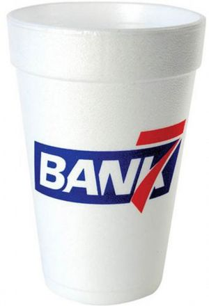 16oz Foam Cups