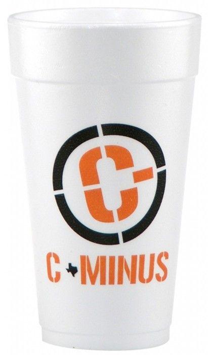 20oz Foam Cups