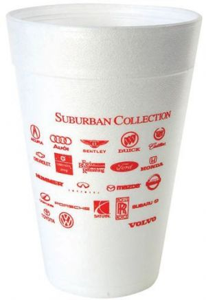 32oz Foam Cups