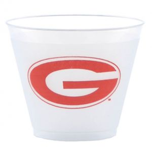 9oz Plastic Frosted Cups