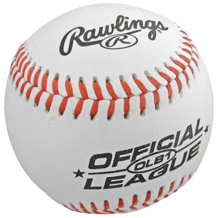 Official Rawlings Baseballs
