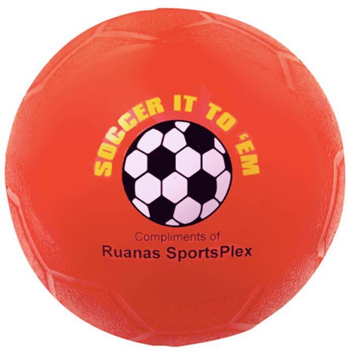 Mini Vinyl Soccer Balls