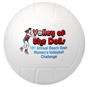 Mini Vinyl Volleyballs