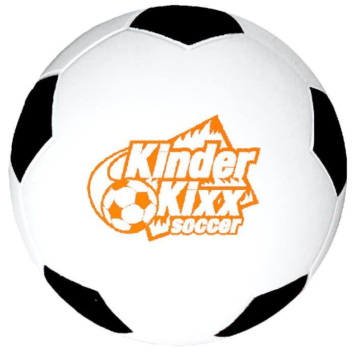 "Foam Soccer Balls 5"""