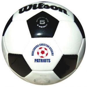 Wilson Premium Synthetic Leather Soccer Balls
