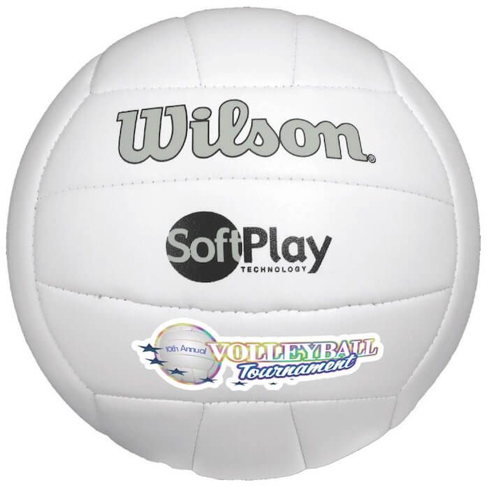 Wilson Premium Synthetic Leather Volleyballs