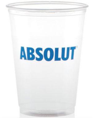 Custom Plastic Cups, Printed Stadium Cups, Promotional