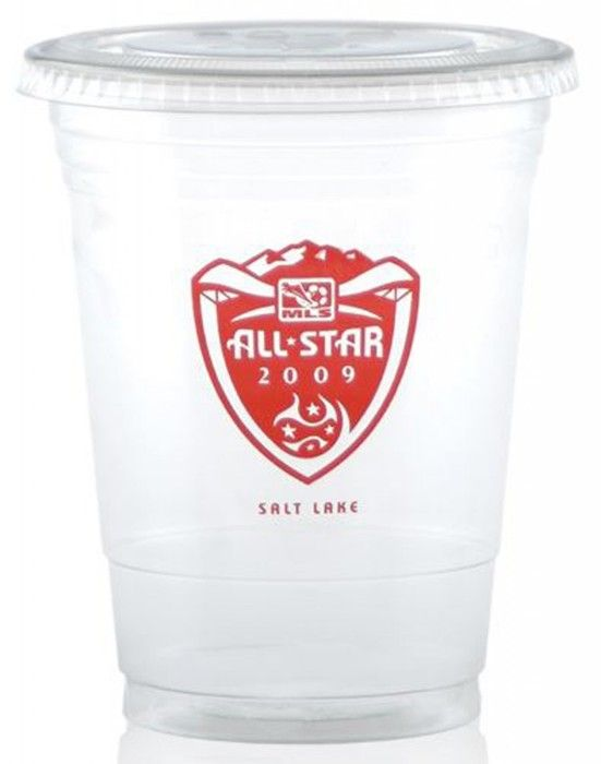 16oz Flex Eco Friendly Clear Plastic Cups