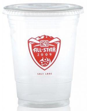 16oz Flex Eco Friendly Clear Plastic Cups