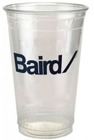 24oz Flexible Clear Plastic Cups