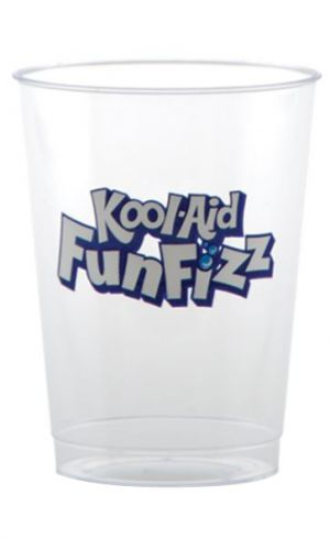 10oz Rigid Clear Plastic Cups