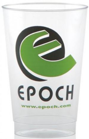 12oz Rigid Clear Plastic Cups