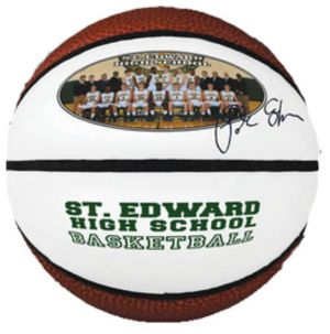 Custom Mini Signature Basketballs - 2 Panels