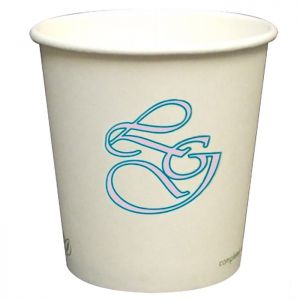 4oz Eco Friendly Paper Cups