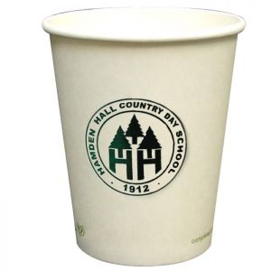 8oz Eco Friendly Paper Cups
