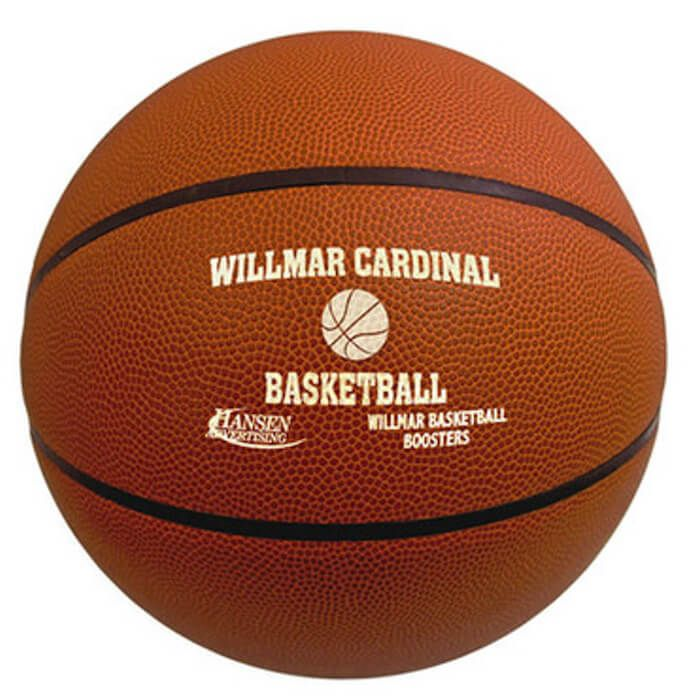 Full Size Synthetic Leather Basketballs